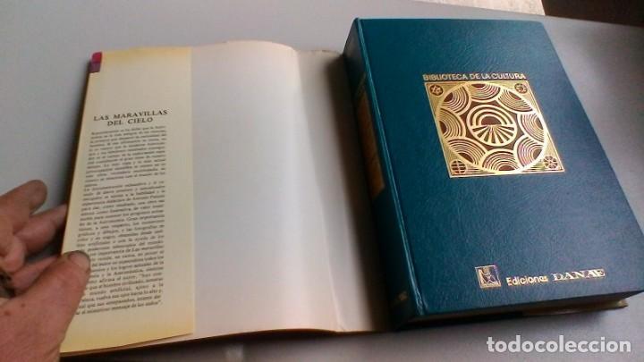 Libros de segunda mano: LAS MARAVILLAS DEL CIELO - Antonio Paluzie - Astronomía y astronáutica - DANAE -VER FOTOS - Foto 3 - 160650102