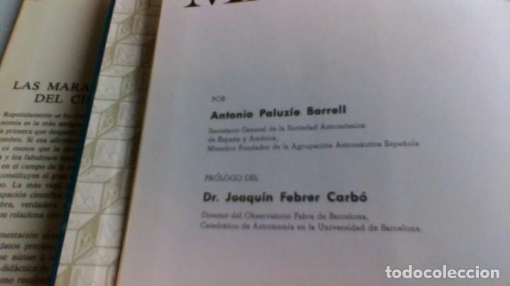 Libros de segunda mano: LAS MARAVILLAS DEL CIELO - Antonio Paluzie - Astronomía y astronáutica - DANAE -VER FOTOS - Foto 7 - 160650102