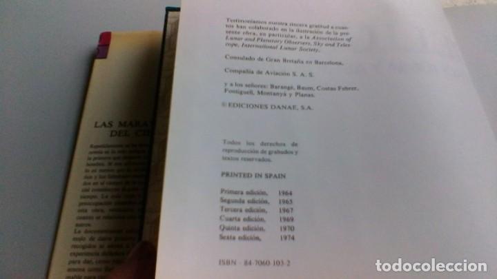 Libros de segunda mano: LAS MARAVILLAS DEL CIELO - Antonio Paluzie - Astronomía y astronáutica - DANAE -VER FOTOS - Foto 8 - 160650102
