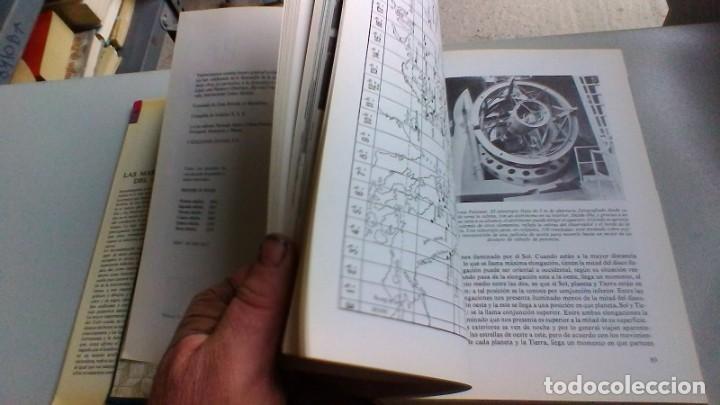 Libros de segunda mano: LAS MARAVILLAS DEL CIELO - Antonio Paluzie - Astronomía y astronáutica - DANAE -VER FOTOS - Foto 22 - 160650102