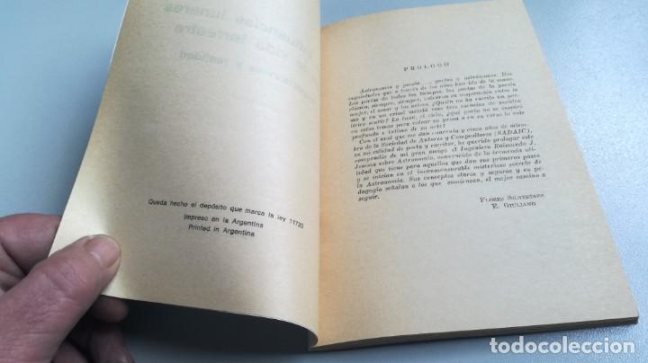 Libros de segunda mano: RAIMUNDO JEMMA LAS INFLUENCIAS LUNARES EN LA VIDA TERRESTRE. SUPERSTICIONES Y REALIDAD BUENOS AIRES - Foto 5 - 161290610