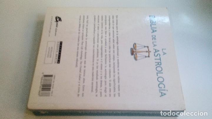 Libros de segunda mano: LA BIBLIA DE LA ASTROLOGÍA-JUDY HALL-GAIA EDICIONES-PRIMERA EDICION FEBRERO 2007 - Foto 2 - 168404788