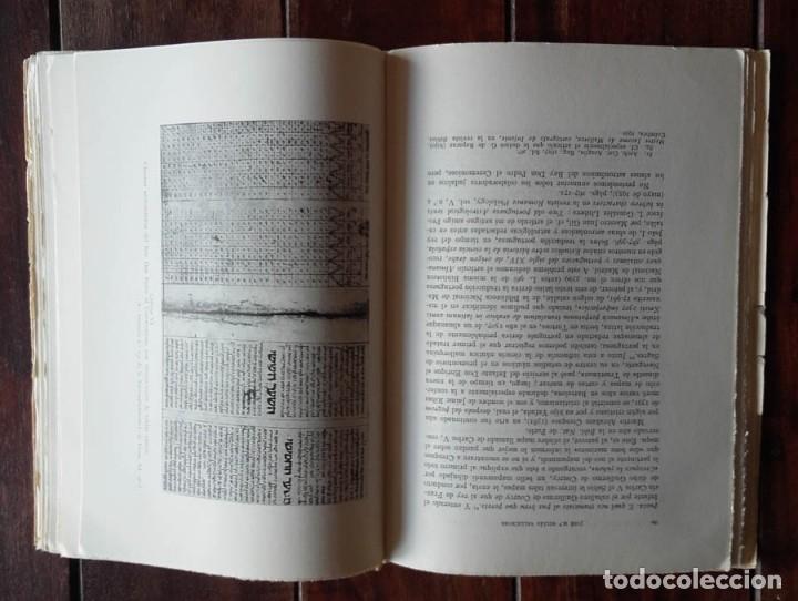 Libros de segunda mano: Las Tablas Astronómicas del Rey Don Pedro El Ceremonioso, Jose. M. Millas Vallicrosa - Foto 2 - 172352030