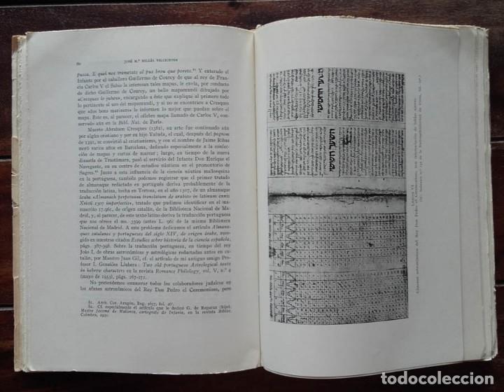 Libros de segunda mano: Las Tablas Astronómicas del Rey Don Pedro El Ceremonioso, Jose. M. Millas Vallicrosa - Foto 3 - 172352030