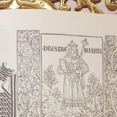 Libros de segunda mano: COMPOST ET KALENDRIER,FACSIMIL.. Lote 179325265