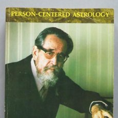 Libros de segunda mano: PERSON CENTERED ASTROLOGY. RUDHYAR. Lote 186267488