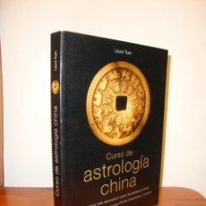 Libros de segunda mano: CURSO DE ASTROLOGÍA CHINA - LAURA TUAN - DE VECCHI, RARO. Lote 192958181