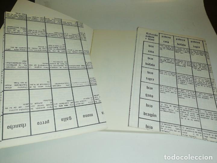 Libros de segunda mano: horoscopos chinos , paula delsol , incluye los 2 desplegable ver fotos - Foto 2 - 194541633