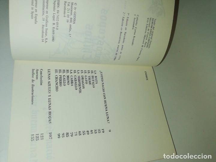 Libros de segunda mano: horoscopos chinos , paula delsol , incluye los 2 desplegable ver fotos - Foto 4 - 194541633