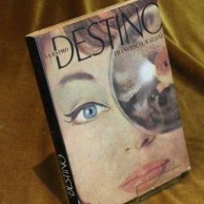 Libros de segunda mano: NUESTRO DESTINO,FRANCESCO WALDNER,EDITORIAL TIMUN,1962.. Lote 194877727