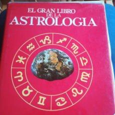 Libros de segunda mano: EL GRAN LIBRO DE LA ASTROLOGÍA DEREK Y JULIA PARKER EDITORIAL DEBATE 29 CMS. Lote 196985112
