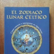 Libros de segunda mano: EL ZODIACO LUNAR CELTICO, HELENA PATERSON MARGARET WALTY, CONOCER E INTERPRETAR SU SIGNO LUNAR, EDAF. Lote 197508360