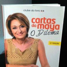 Libros de segunda mano: CARTAS DA MAYA:O DILEMA DE MAYA DE MAYA. Lote 199068241