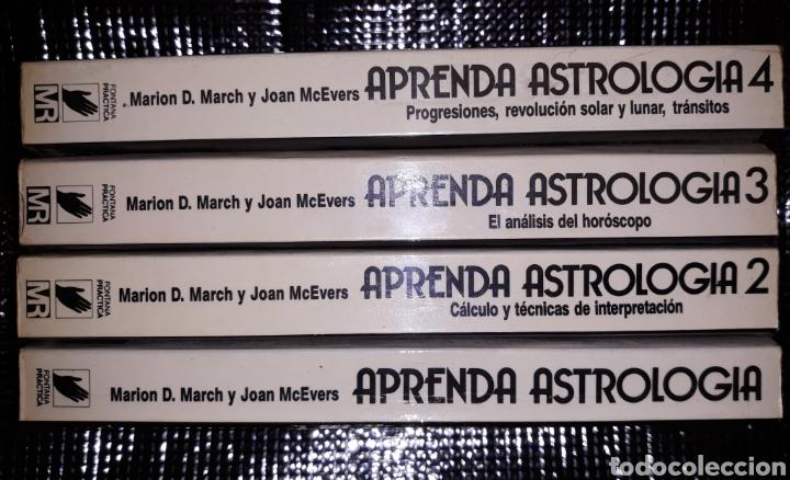 Libros de segunda mano: APRENDA ASTROLOGIA : METODO MARCH/McEVERS - Foto 2 - 210815269