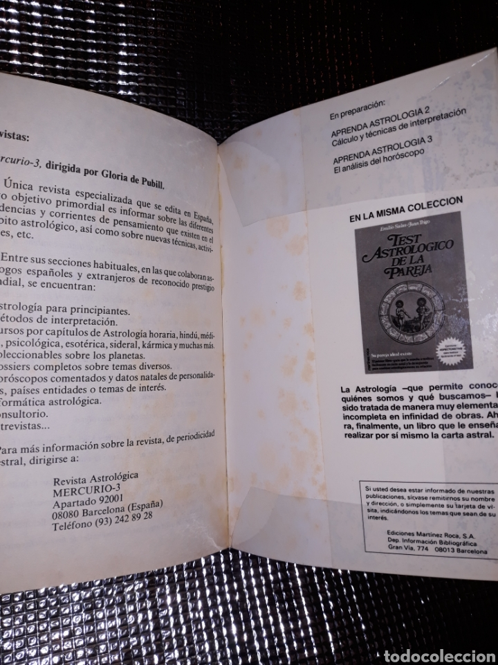 Libros de segunda mano: APRENDA ASTROLOGIA : METODO MARCH/McEVERS - Foto 4 - 210815269