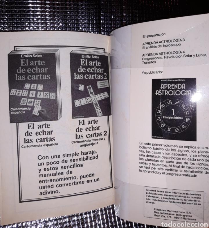 Libros de segunda mano: APRENDA ASTROLOGIA : METODO MARCH/McEVERS - Foto 6 - 210815269