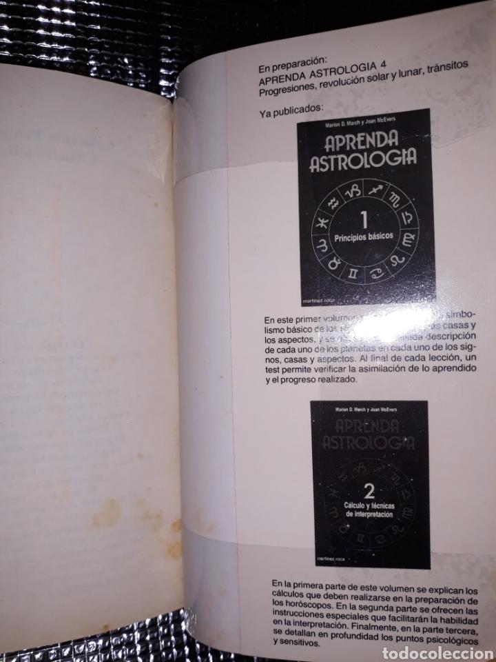 Libros de segunda mano: APRENDA ASTROLOGIA : METODO MARCH/McEVERS - Foto 8 - 210815269