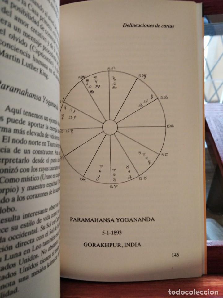 Libros de segunda mano: NODOS LUNARES Y REENCARNACION--MARTIN SCHULMAN-ASTROLOGIA KARMICA-INDIGO-2004 - Foto 8 - 202757977