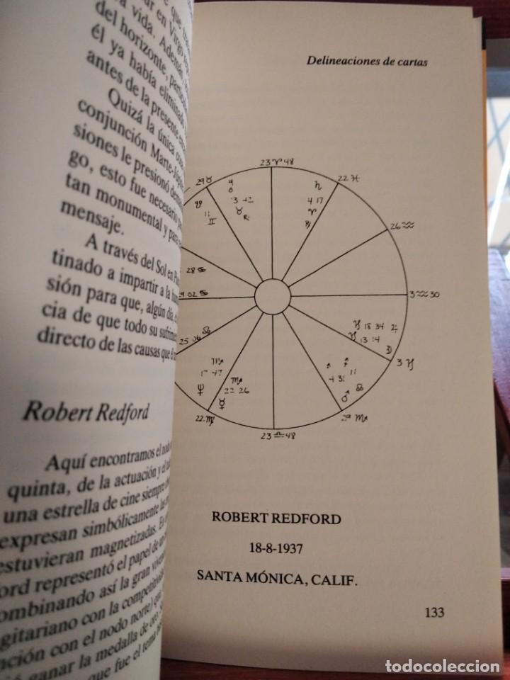 Libros de segunda mano: NODOS LUNARES Y REENCARNACION--MARTIN SCHULMAN-ASTROLOGIA KARMICA-INDIGO-2004 - Foto 10 - 202757977