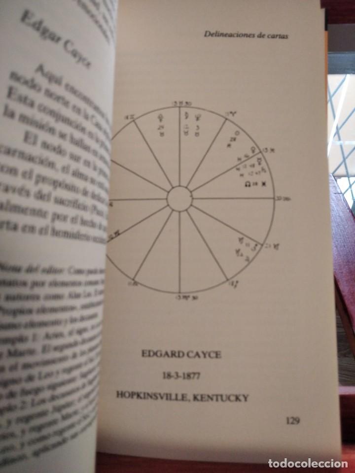 Libros de segunda mano: NODOS LUNARES Y REENCARNACION--MARTIN SCHULMAN-ASTROLOGIA KARMICA-INDIGO-2004 - Foto 11 - 202757977