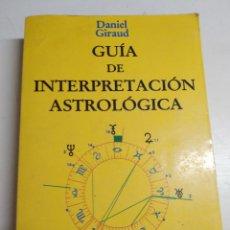 Libros de segunda mano: LOS MISTERIOS DE LO PARANORMAL + GUIA DE INTERPRETACION ASTROLOGICA. Lote 204273382
