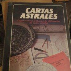 Libros de segunda mano: CARTAS ASTRALES. JOHN FILBEY. LA TABLA ESMERALDA. EDAF, 1983.. Lote 205006293