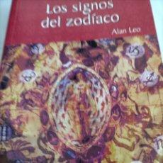 Libros de segunda mano: LOS SIGNOS DEL ZODIACO. Lote 206340207