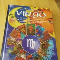 Libros de segunda mano: V IRGO - MARIA GRAZIA MUTTI- EDITORIAL VECCHI- 2002 - DVE. Lote 210767095