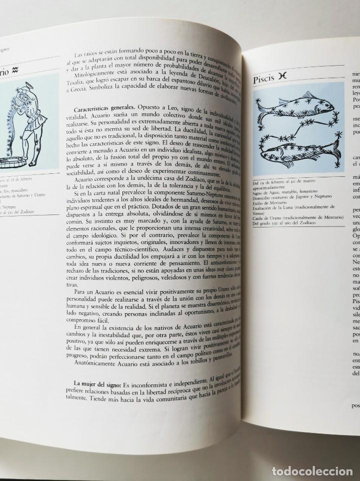 Libros de segunda mano: EL LIBRO DE LA ASTROLOGIA PRACTICA (PALTRINIERI/RADER/DRA.HORUS) - Foto 4 - 210921234