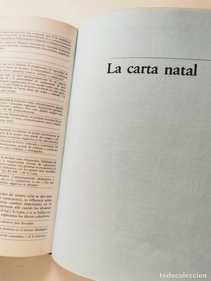 Libros de segunda mano: EL LIBRO DE LA ASTROLOGIA PRACTICA (PALTRINIERI/RADER/DRA.HORUS) - Foto 6 - 210921234