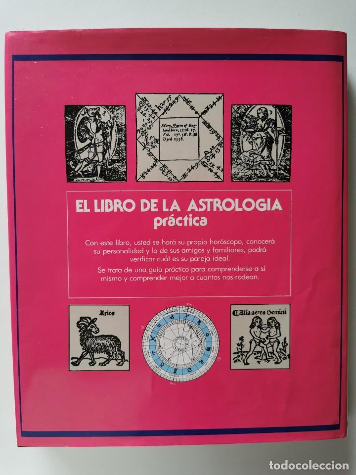 Libros de segunda mano: EL LIBRO DE LA ASTROLOGIA PRACTICA (PALTRINIERI/RADER/DRA.HORUS) - Foto 8 - 210921234