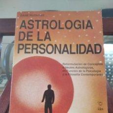 Libri di seconda mano: ASTROLOGIA DE LA PERSONALIDAD-DANE RUDHYAR-EDITIORIAL KIER-1ª EDICION 1989-3000 EJEMP-ESCASO. Lote 226812460