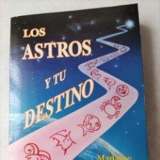 Libros de segunda mano: LOS ASTROS Y TU DESTINO. MADAME RACHEL. EDICOMUNICACIÓN. 1992.. Lote 215378652