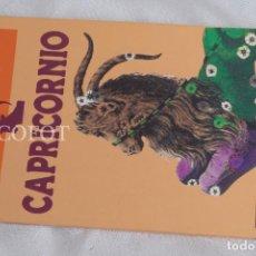 Libros de segunda mano: CAPRICORNIO - MARICARMEN SANTOS - PLAZA Y JANÉS - PRIMERA EDICIÓN 1986. Lote 218096842