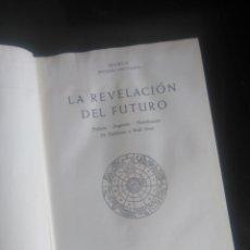 Libros de segunda mano: MORUS. LA REVELACIÓN DEL FUTURO. Lote 221458967