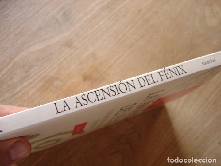 Libros de segunda mano: LA ASCENSIÓN DEL FÉNIX. HAYDN PAUL. ED. URANO. 1ª EDICIÓN 1991 - Foto 2 - 224505275