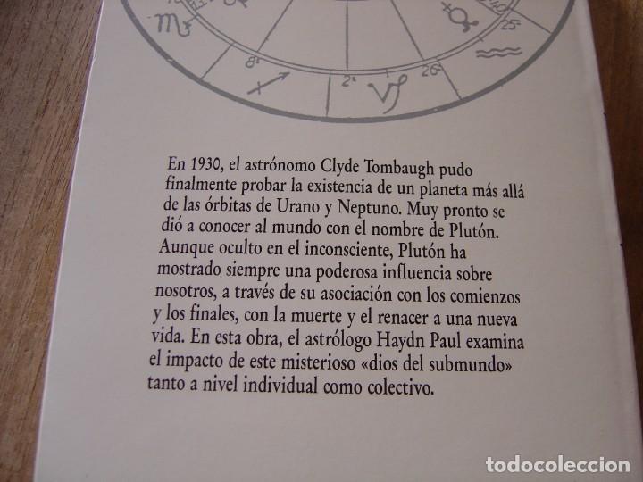 Libros de segunda mano: LA ASCENSIÓN DEL FÉNIX. HAYDN PAUL. ED. URANO. 1ª EDICIÓN 1991 - Foto 9 - 224505275