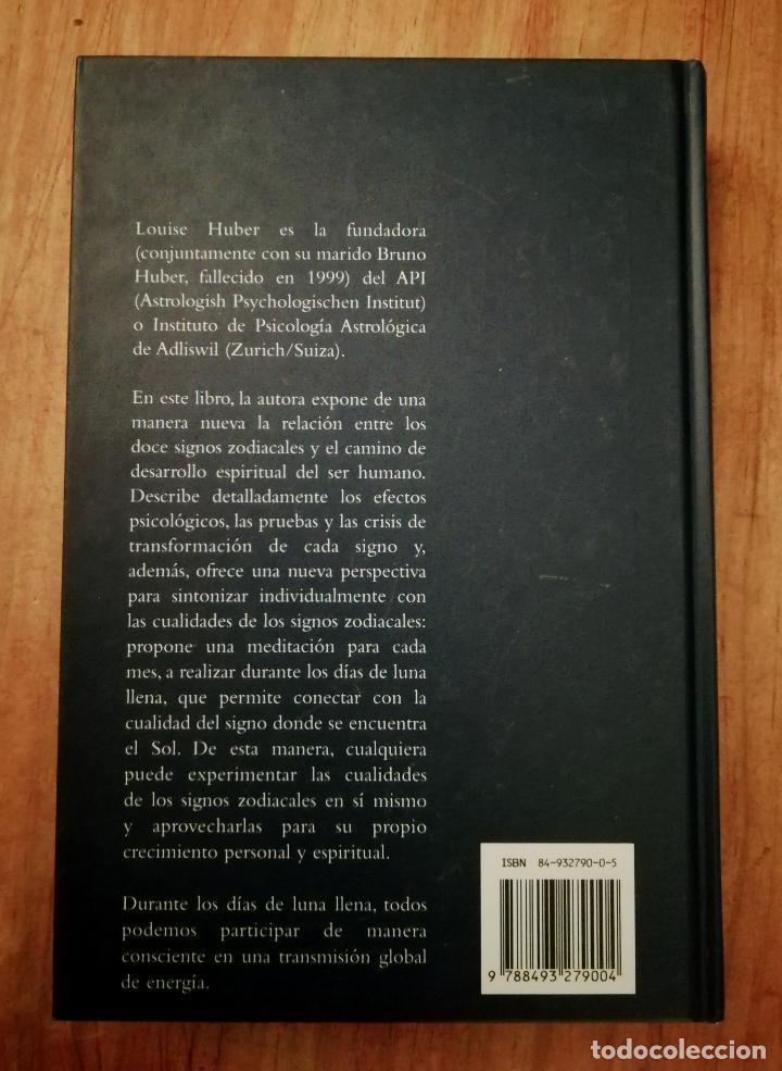 Libros de segunda mano: Los signos del zodiaco reflexiones y meditaciones - Foto 2 - 195791592