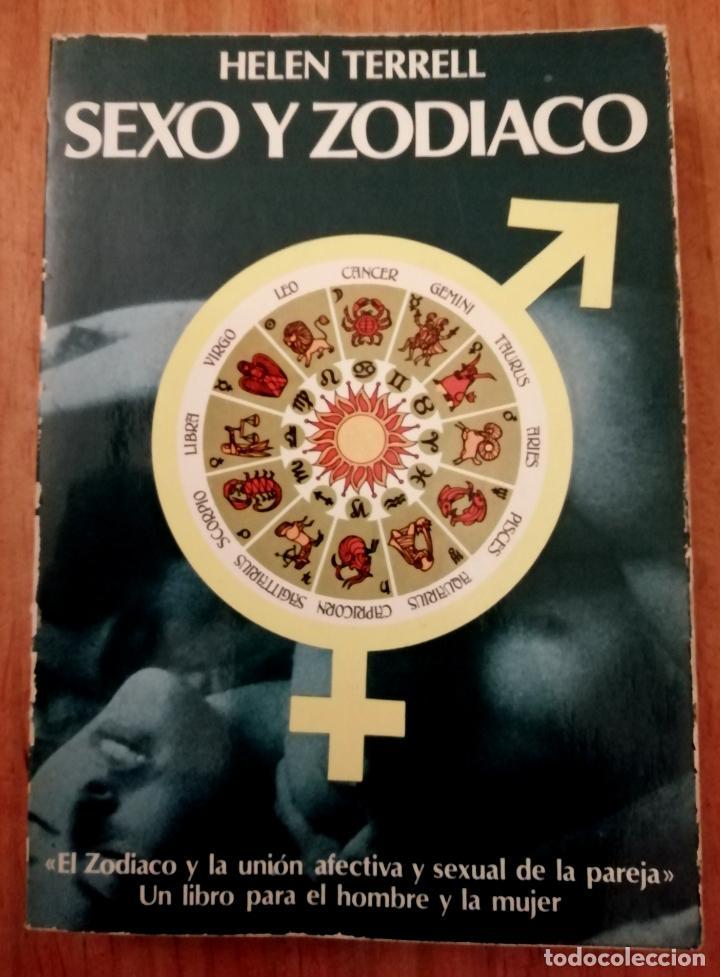 SEXO Y ZODIACO - HELEN TERRELL (Libros de Segunda Mano - Parapsicología y Esoterismo - Astrología)