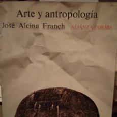 Libros de segunda mano: ARTE Y ASTROLOGIA POR JOSE ALCINA FRANCH. Lote 226493590