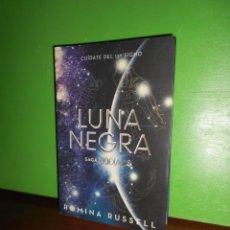 Libros de segunda mano: LUNA NEGRA SAGA ZODIADO - ROMINA RUSSELL - DISPONGO DE MAS LIBROS. Lote 226817910