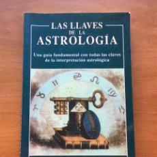 Libros de segunda mano: LIBRO DESCATALOGADO LAS LLAVES DE LA ASTROLOGÍA EDAF 2007. Lote 228571265