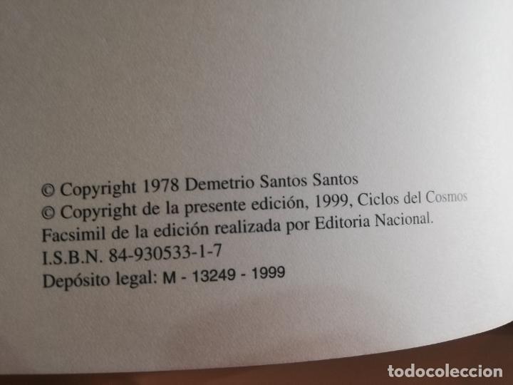Libros de segunda mano: INVESTIGACIONES SOBRE ASTROLOGIA. DEMETRIO SANTOS SANTOS. VOL. II. CICLOS DEL COSMO. 1999. - Foto 3 - 231077225