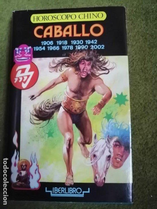 Libros de segunda mano: HORÓSCOPO CHINO. CABRA y CABALLO (A. LI-YAU) . 1988 - Foto 4 - 232236270