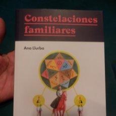 Libros de segunda mano: CONSTELACIONES FAMILIARES - LIBRO DE ANA LLURBA - ARISTAS MARTÍNEZ EDICIONES 1ª EDICIÓN 2020. Lote 242033720