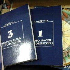 Libros de segunda mano: KIT DE ASTROLOGÍA (BARCELONA, 1988) TODO LO QUE NECESITAS PARA HACER HORÓSCOPOS. Lote 244410090