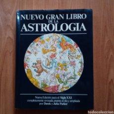 Libros de segunda mano: NUEVO GRAN LIBRO DE LA ASTROLOGÍA. Lote 245227395