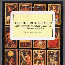 Libros de segunda mano: SECRETOS DE LOS NAIPES ELIPHAS STAR. Lote 256056410