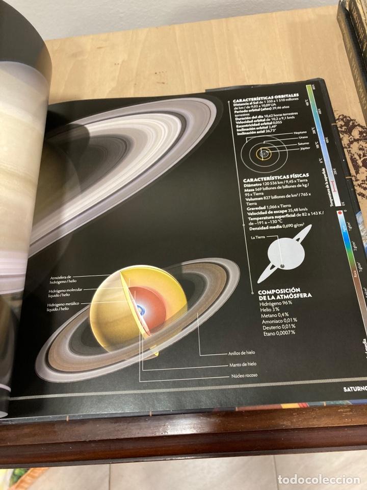 Libros de segunda mano: Libro el sistema solar - Foto 4 - 263028840