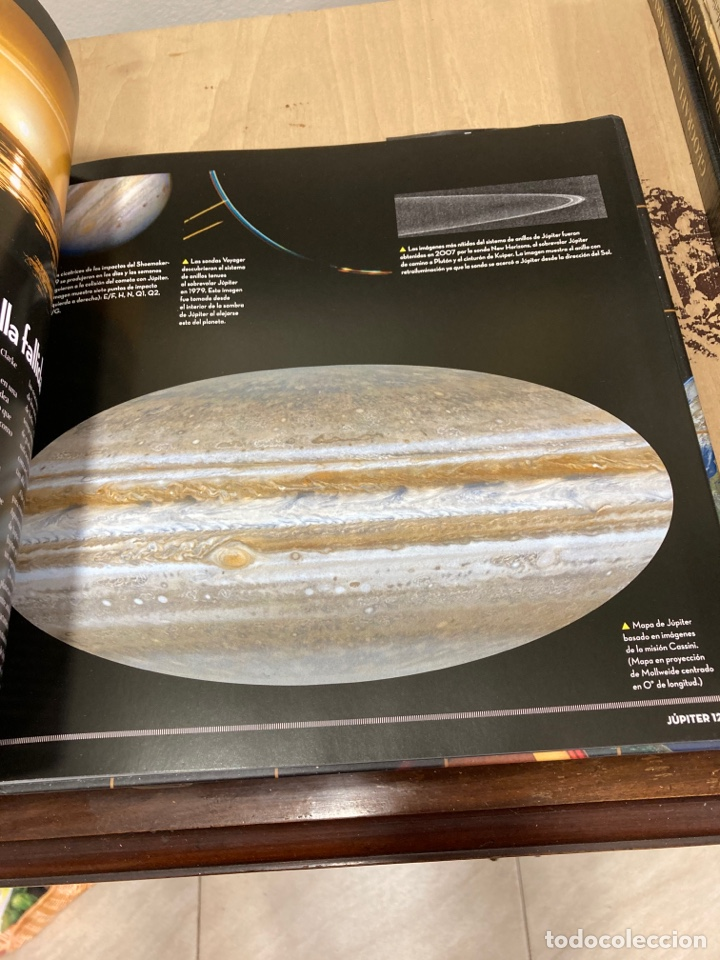 Libros de segunda mano: Libro el sistema solar - Foto 5 - 263028840